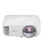 BenQ MX825ST - DLP-projektor - bärbar - 3D - 3300 ANSI lumen