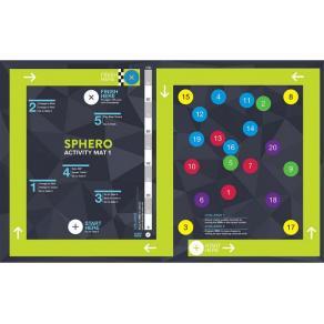 Sphero aktivitetsmatta 1 - Racetrack ma
