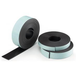 Magnetband, självhäftande, 25mm x 3m