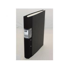 Gaffelpärm STAPLES A4 40mm svart