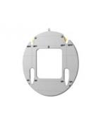 Steelcase - Väggmontering för interaktiv platt skärm - grå - för