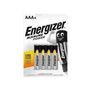 Batteri ENERGIZER Power AAA 4/FP