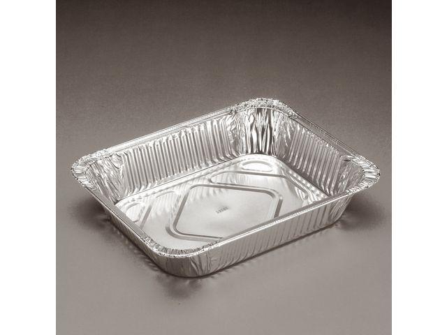 aluminiumfolie i ugn