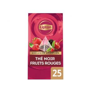 Te Lipton Pyramid Påse Forest Fruits, 25st
