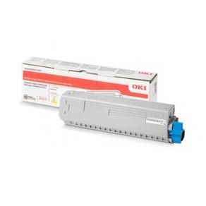 Toner OKI 46861305 C834/844 Gul