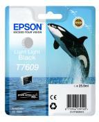 Bläckpatron EPSON C13T76094010 Light Sva