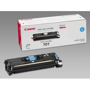 Canon 701 - Tonerkassett - 1 x cyan  - 4000