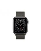 Apple Watch Series 6 (GPS + Cellular) - 40 mm - grafit rostfritt