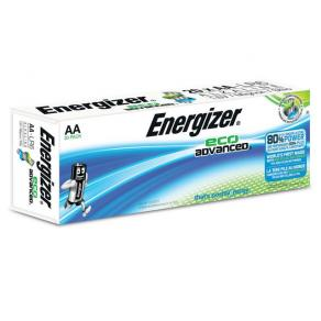 Alkaliska - Batteri ENERGIZER Eco Advanced AA 20/FP