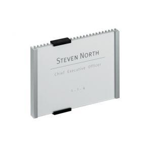 Dörr & Väggskylt DURABLE Info Sign A6L, aluminium, 149x105mm