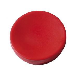 Magnetknapp Actual Röd, 40mm, 4/fp