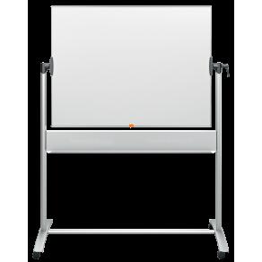 Whiteboard Mobil NOBO 90x120 cm stål