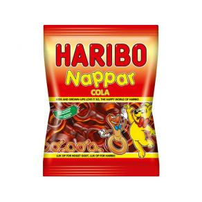 HARIBO Colanappar 80g, 24st