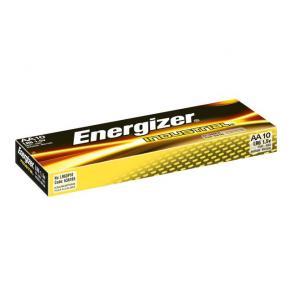 Batteri Energizer Industrial AA, 10/fp