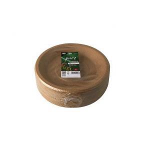 Tallrik PURE Biowaste 25,5 cm 50/FP