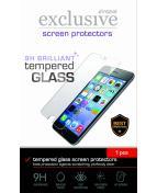 Insmat Diamond Glass - Skärmskydd för mobiltelefon - för Apple