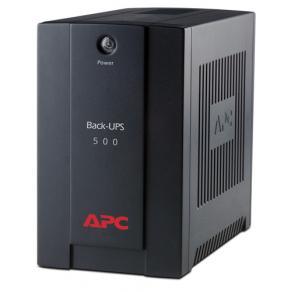APC Back-UPS 500CI - UPS - AC 230 V - 300 Watt - 500 VA