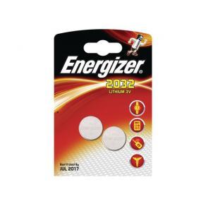 Batteri Energizer Cell Lithium CR 2032, 3V