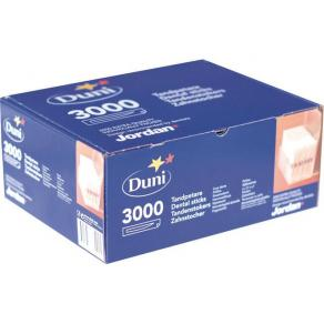 Tannstikker JORDAN enkeltpakket (3000)
