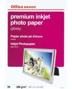 Fotopapper OD A4 glossy 50/fp