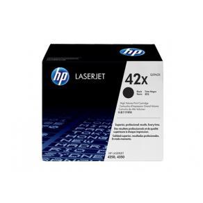 Toner HP Q5942X 42X Svart