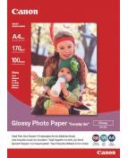 Fotopapper Bläckstråle CANON GP-501, A4, glossy, 210g, 100/fp