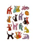 Herma stickers Decor katter (3)