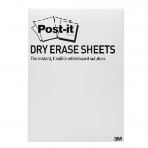 Post-it® WB-film 279x390mm 15 ark