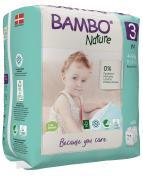 Blöja BAMBO Nature S3 4-8kg 28/FP