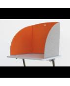 StandUp Bordsskärm 58cm orange