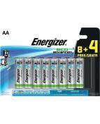 Batteri ENERGIZER Eco Advanced AA 12/FP
