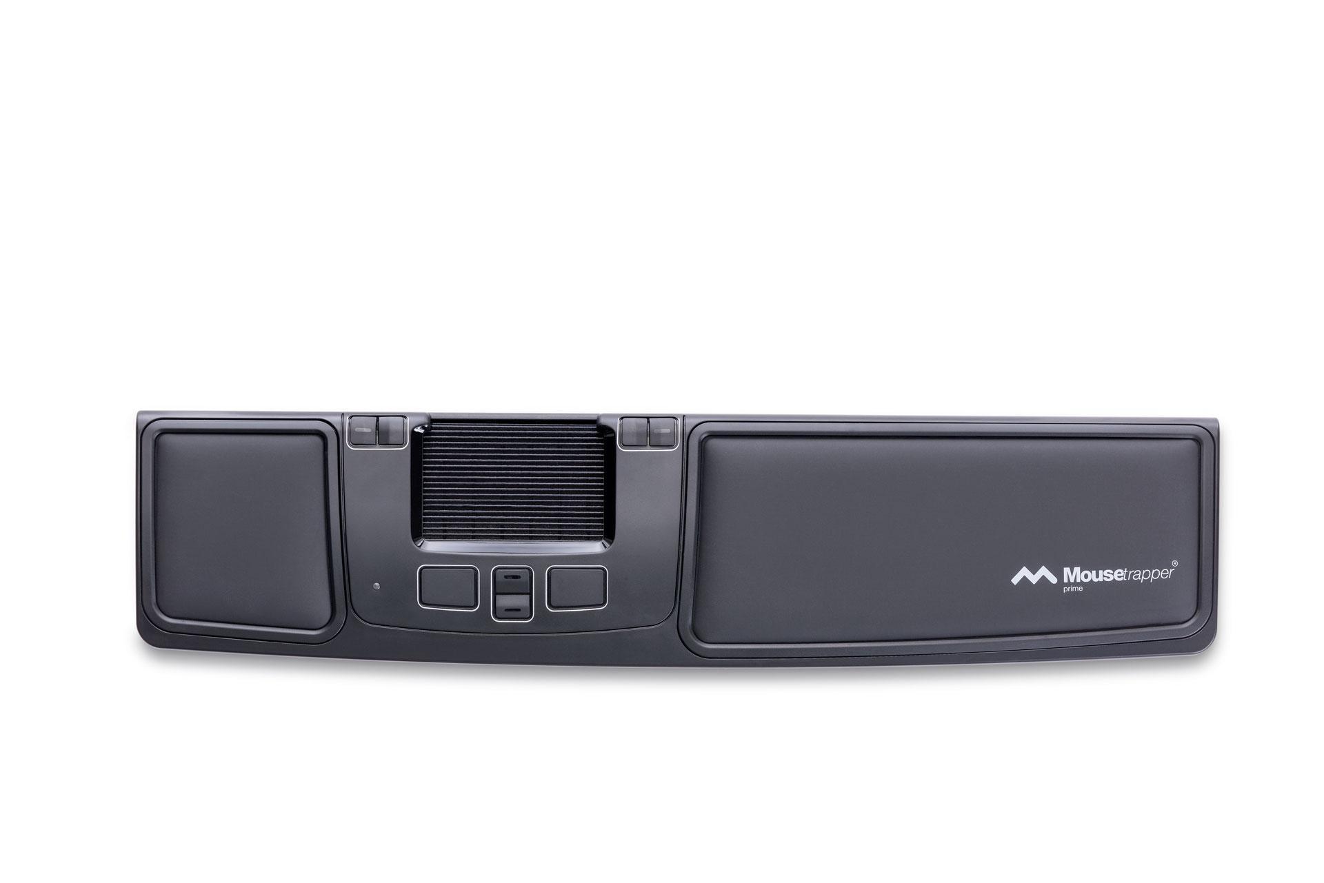 Mousetrapper Prime Svart, trådlös