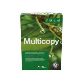 Kopipapir MULTICOPY Org A4 80g (500)