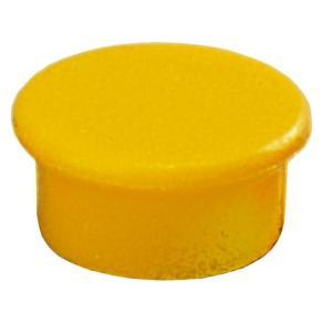 Magnetknappar DAHLE 13mm gul 10/FP