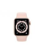 Apple Watch Series 6 (GPS) - 40 mm - guldaluminium - smart