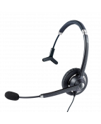 Headset Jabra UC Voice 750 MS Duo Dark USB
