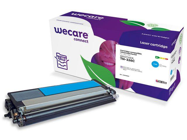 Toner WECARE BROTHER TN-326C Cyan