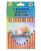 Färgpenna Lyra Waldorf, 12/fp