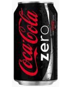 Coca-cola Zero burk33cl Inkl.P