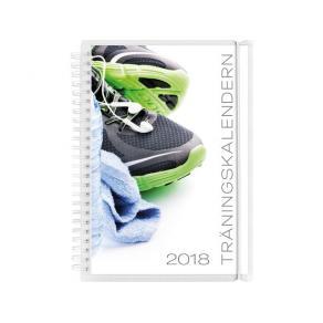 Temakalendrar - Träningskalendern A6 - 1043
