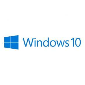 Programvara Microsoft Windows 10 Home 64 DVD