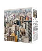 Pussel - Sao Paulo by Jens Assur, 1000 bitar