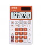 Miniräknare CASIO SL-300NC Orange