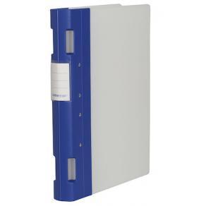 Gaffelpärm Plast KEBAErgo A4 Blå/Neutral, 40mm