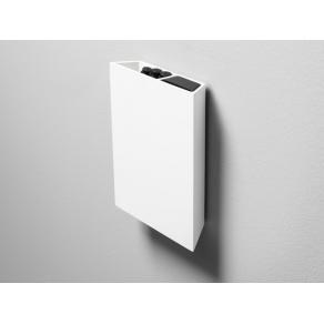 Förvaringsbox Lintex Air Pocket Sudd & Pennor, vit aluminium