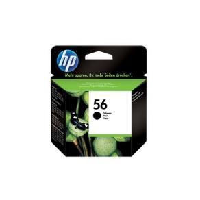 Bläckpatron HP C6656AE 56 Svart