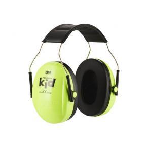Hörselskydd 3M Peltor KID neongrön