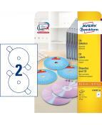 Etikett L7676 CD/DVD 50/fp