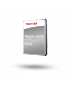 "Toshiba X300 Performance - Hårddisk - 12 TB - inbyggd - 3.5"""