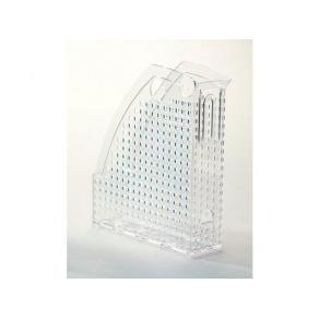 Tidskriftsamlare Durable Trend A4 Transparent, 74x244x305mm